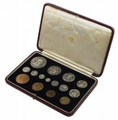 1937 Proof Set 15 Coins